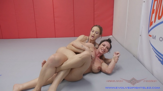 EvolvedFightsLez - Brandi Mae, Cheyenne Jewel - Bdsm Sex Wild Porn (2020/HD/1.56 GB)