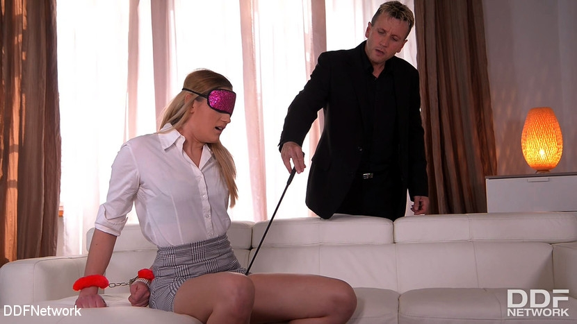 DDFNetwork - Linda Leclair, Choky Ice - BDSM (2020/HD/1.12 GB)