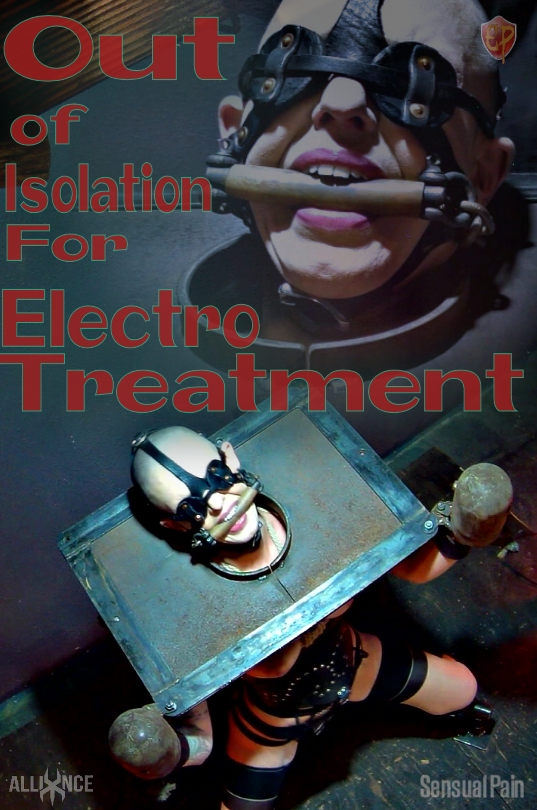 SensualPain - Abigail Dupree - Out of Isolation For electro Treatment (2020/FullHD/397 MB)