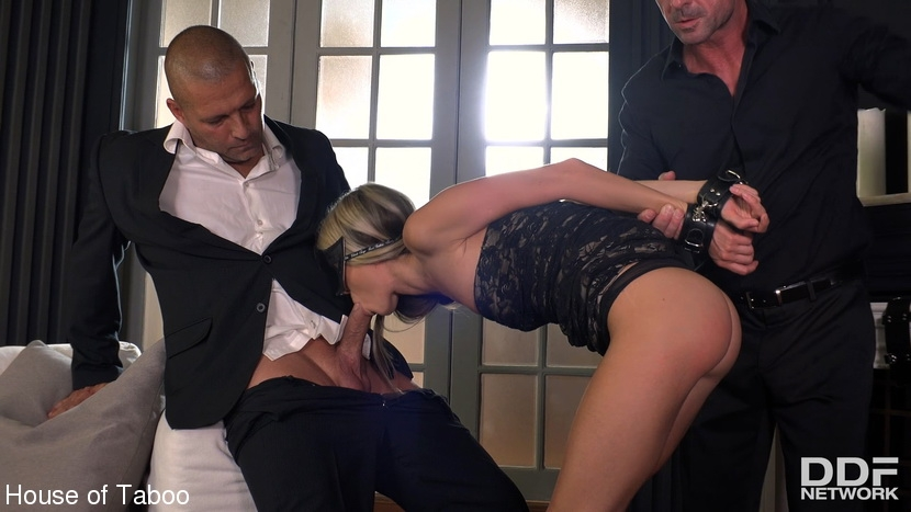 DDFNetwork - Gina, David Perry, Thomas Stone - BDSM (2020/FullHD/1.86 GB)