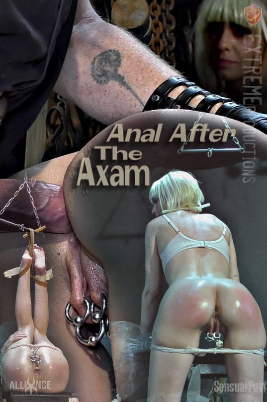 SensualPain - Abigail Dupree - Anal After The Exam (2020/FullHD/1.21 GB)