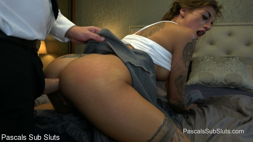 PascalsSubSluts - Silvia Dellai, Pascal White - BDSM (2020/FullHD/1.76 GB)