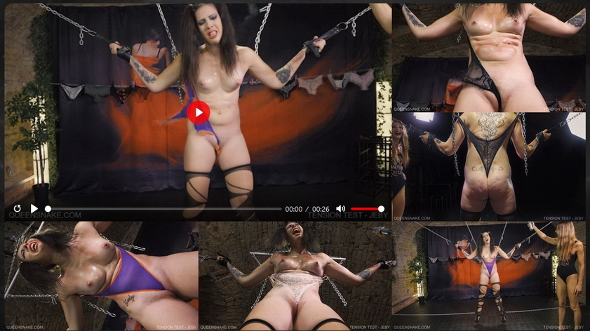 Queen Snake - JEBY - TENSION TEST (2020/FullHD/1022 MB)
