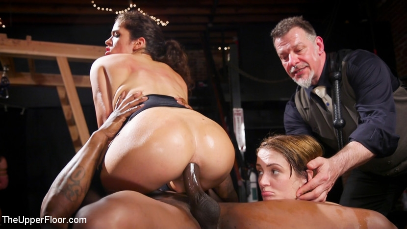 TheUpperFloor - Aiden Starr, Maestro Stefanos, Rob Piper - BDSM (2020/HD/3.09 GB)