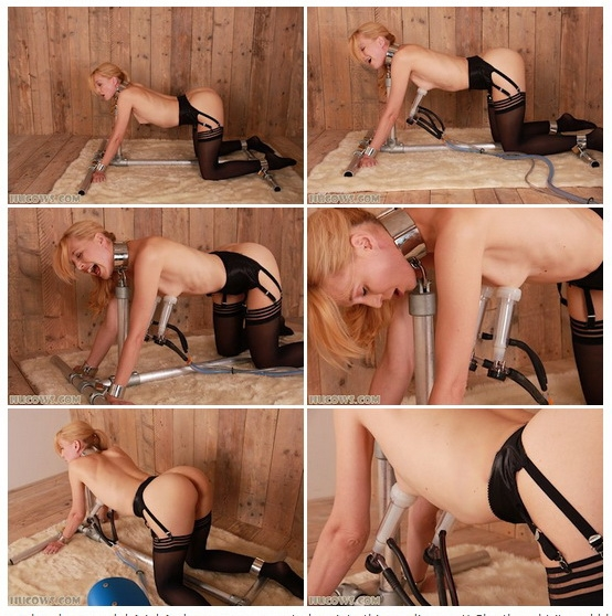 Hucows - Ariel Anderssen on all fours (2020/HD/316 MB)