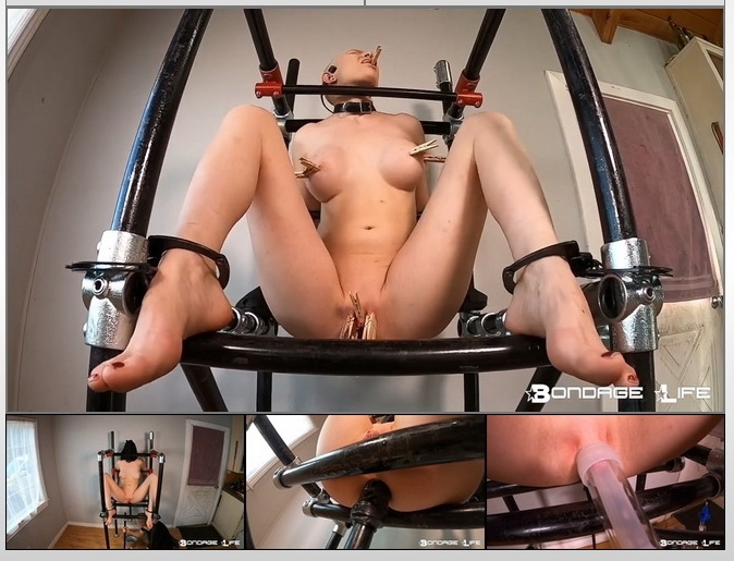 BondageLife - Rachel Greyhound - Heavy Testing (Extended Edition) (2020/SD/678 MB)