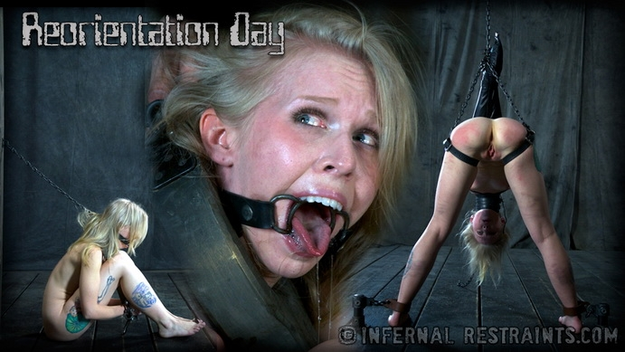 InfernalRestraints - Sarah Jane Ceylon - Reorientation Day (2020/HD/2.97 GB)