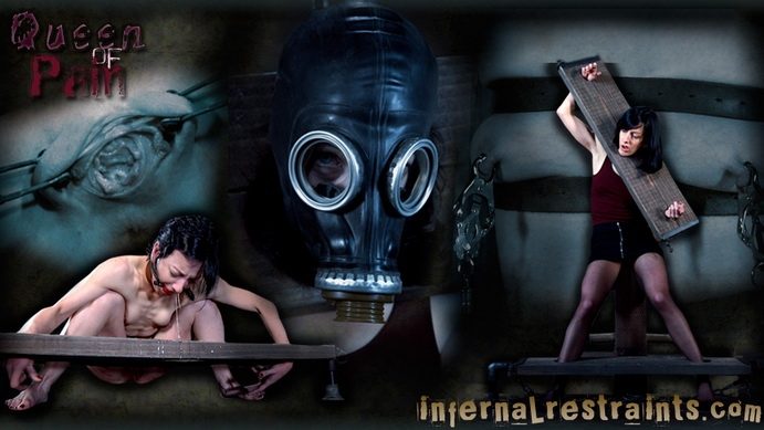 Infernal Restraints - Queen of Pain – Elise Graves (2020/HD/2.95 GB)